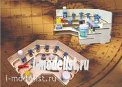 MWP-0010-12 WinModels Угловой модуль-органайзер с полочками