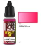 1721 Green Stuff World Rich Pigment color crimson Magenta / Intensity Ink CRIMSON MAGENTA