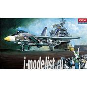12253 Academy 1/48 U.S. Navy F-14A Tomcat