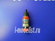 70624 Vallejo Акриловый грунт полиуретановый- чистый красный (17 мл)