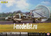 L1004 Great Wall 1/144 R.A.F. STRATEGIC BOMBER VICTOR B2