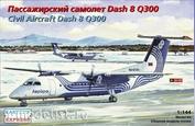 144134 Orient Express 1/144 Dash 8 Q300 Aurora