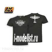 AK-058 AK Interactive Aces High T-shirt size