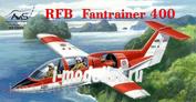 72024 Avis 1/72 Самолет RBF Fantrainer 400
