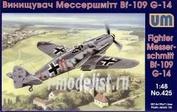 425 Um 1/48 Messerschmitt Bf-109G-14
