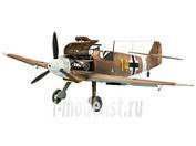 04656 Revell 1/48 Messerschmitt Bf109 F-2/4