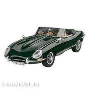 07687 Revell 1/24 Jaguar E-Type Roadster