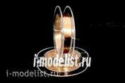 AH01081 Aurora Hobby Проволока медная эмалированная, диаметр 0.10 мм (10 метров)