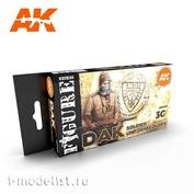 AK11628 AK Interactive Paint Set