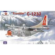 1406 Amodel 1/144 Aircraft C-123J