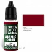 1789 Green Stuff World Акриловая краска цвет