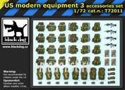 T72011 Black dog 1/72 US modern equipment №3