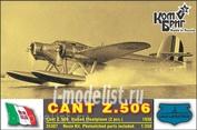 KBA35307 brigade Commander 1/350 CANT Z. 506 Italian Floatplane, 1938 (1WL+1FH)