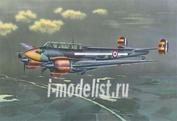 A058 Azur 1/48 Самолет Potez 631