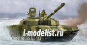 09507 Я-моделист клей жидкий плюс подарок Trumpeter 1/35 Российский танк Т-72Б2