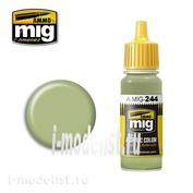 AMIG0244 Ammo Mig DUCK EGG GREEN (BS 216)