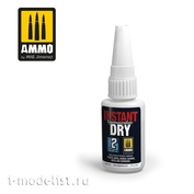 AMIG8046 Ammo Mig Мгновенно высыхающий суперклей