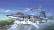 207201 Modeler 1/72 F-104G Zvezdafighter