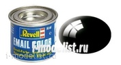 32107 Revell Paint black RAL 9005 glossy