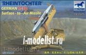 CB35075 Bronco 1/35 German R-3p Rheintochter Surface-to-Air Missile