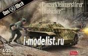 DW35007 Das Werk 1/35 Panzerkleinzerstoerer «Rutscher»
