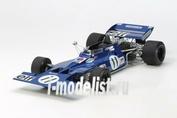 12054 Tamiya 1/12 Tyrrell 003 1971 Monaco GP