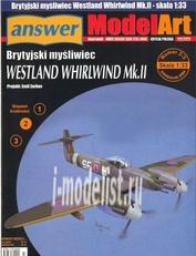 A7 Answer 1/33 Westland WhirlwindvMk.II