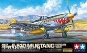 60328 Tamiya 1/32 North American F-51D Mustang Korean War