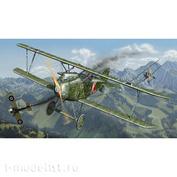 8241 Edward 1/48 Biplane Albatros D. III OEFFAG 153