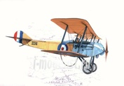 SH48011 Special Hobby 1/48 Самолет Sopwith Tabloid British WWI Scout