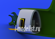 648239 Eduard 1/48 Дополнение для Bf 109G-6 radio compartment