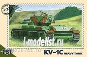 72035 PST 1/72 Танк КВ-1С (образца 1942 г.)