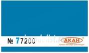 77200 Акан Краска акриловая Голубой. Камуфляжные пятна на верхних и боковых поверхностях самолета Су-27 ВВС Украины
