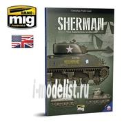 AMIG6080 Ammo Mig SHERMAN: THE AMERICAN MIRACLE (ENG) / ШЕРМАН: АМЕРИКАНСКОЕ ЧУДО (Английский)