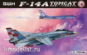 L7206 Great Wall Hobby 1/72 F-14A Tomcat