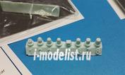 R72001 ColibriDecals 1/72 Смолянные наборы дополнений Перископы для семейства Т-34