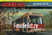 MD12/07 Modelik 1/25 Berliet