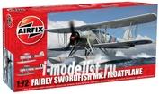 5006 Airfix 1/72 Fairey Swordfish Mk.1 Floatplane