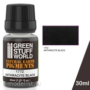 1772 Green Stuff World Сухой пигмент цвет
