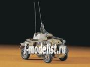 31125 Hasegawa 1/72 Разведывательный бронеавтомобиль Humber Mk.II