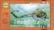 0908 Smer 1/72 Вертолёт Harbin Z-5