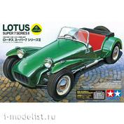 24357 Tamiya 1/24 Автомобиль Lotus Super 7 Series II