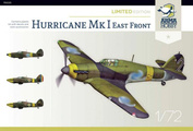 70025 ArmaHobby 1/72 Самолет Hurricane Mk I East Front (Limited Edition)