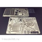 BRL72173 Brengun 1/72 Photo Etching Kit for Mi-6 Hook