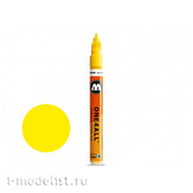 127401 Molotow Marker ONE4ALL 127HS-CO #006 Yellow 1.5 mm