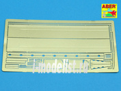 35 A62 Aber 1/35 Fenders for PzKpfw Ii Ausf.L
