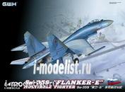 L4820 Great Wall 1/48 S.u.-35S Flanker E Multirole Fighter
