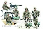 35180 MasterBox 1/35 Modern UK Infantrymen, present day