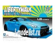05402 Aoshima 1/24 Nissan GT-R LB Works Ver.One