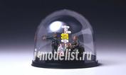 73012 Tamiya Футляр для фигур круглый, диаметр 125мм, высота 95мм